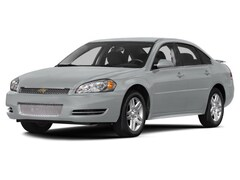 New 2015 Chevrolet Impala Limited LT Sedan for Sale in Yorkville