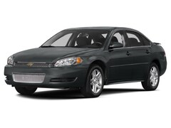 2015 Chevrolet Impala Limited LT Car