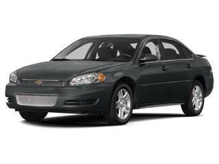 2015 Chevrolet Impala Limited LT Sedan