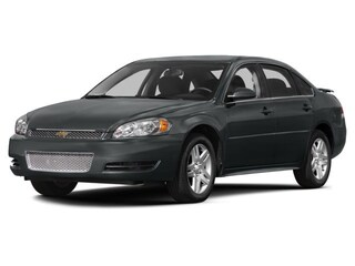 2015 Chevrolet Impala Limited LTZ Sedan