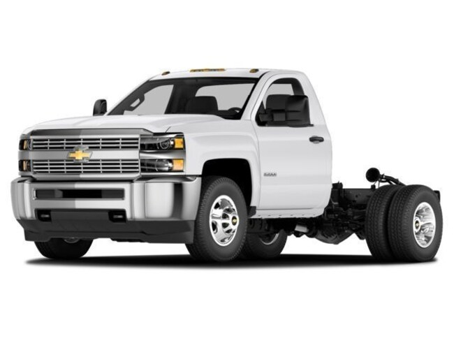 Used 2015 Chevrolet Silverado 3500hd Chassis For Sale Cicero Ny