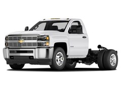 2015 Chevrolet Silverado 3500HD LT Long Bed Truck