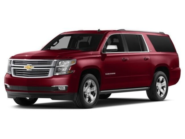 2015 Chevrolet Suburban 1500 LT SUV