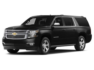 Used 2015 Chevrolet Suburban LTZ SUV in Broomfield, CO