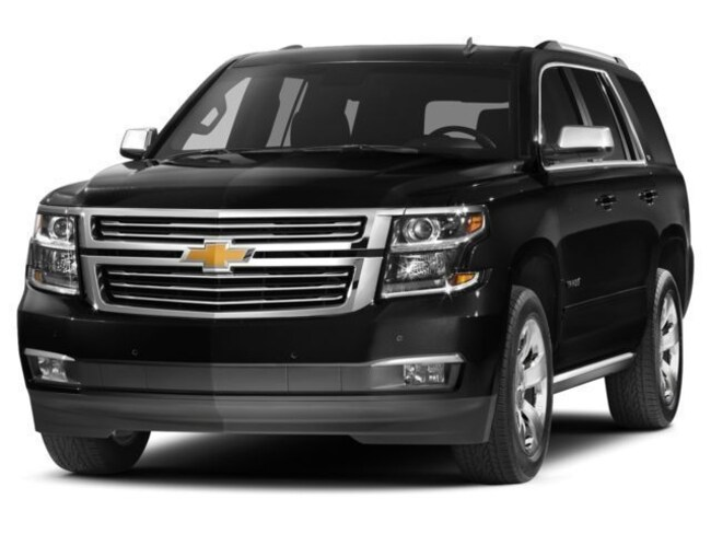 2015 Chevrolet Tahoe LT 8 Passenger with Heated Leather 4WD  LT
