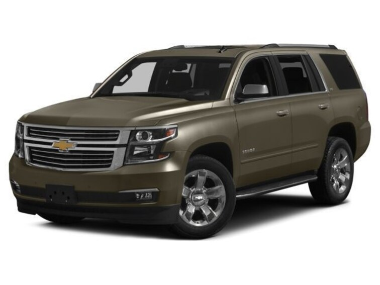 Used 2015 Chevrolet Tahoe LT SUV in Durango, CO