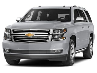 2015 Chevrolet Tahoe Police Vehicle SUV