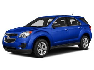 Used 2015 Chevrolet Equinox LS SUV for sale in Carson City