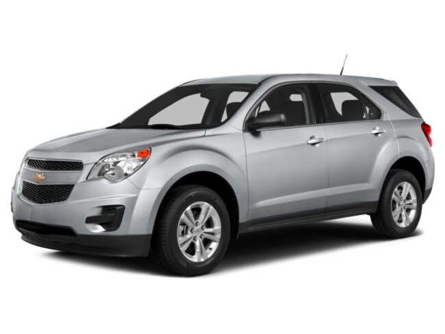 Used 2015 Chevrolet Equinox LS SUV in Brownsville