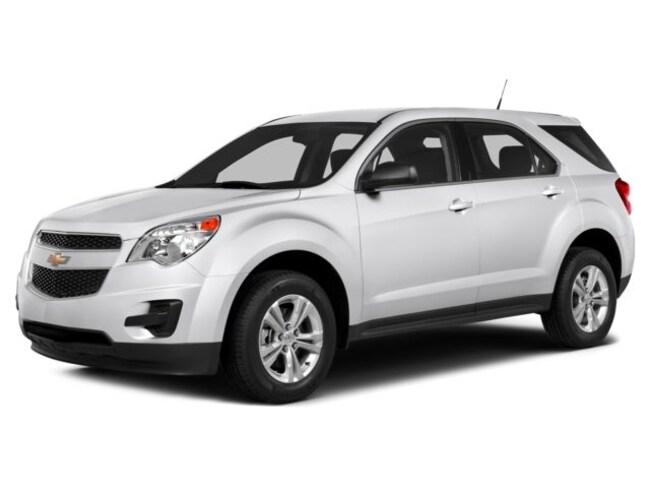 New 2015 Chevrolet Equinox LS SUV 2GNALAEK7F1133709 S8383A in Bloomington IN