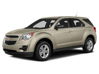 Used 2015 Chevrolet Equinox LS SUV in Reading, PA