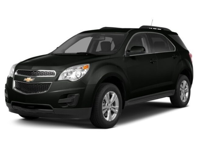 Used 2015 Chevrolet Equinox LT SUV F10963 in LaGrange