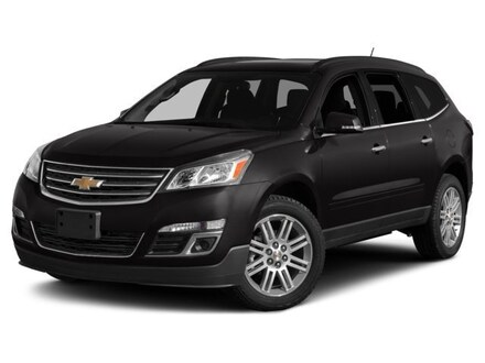 Featured pre-owned vehicles 2015 Chevrolet Traverse LT FWD  LT w/2LT for sale near you in Albuquerque, NM