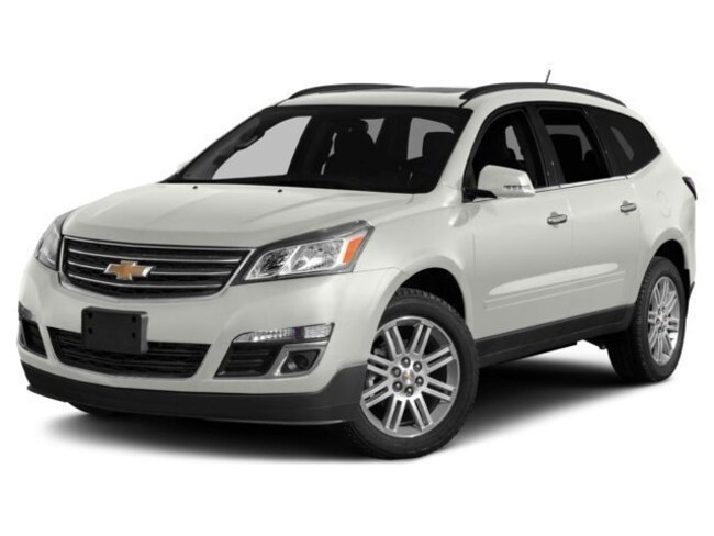 Used 2015 Chevrolet Traverse For Sale at Henderson Ford