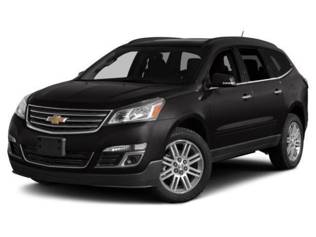 Used 2015 Chevrolet Traverse LT w/1LT SUV in Indianapolis, IN