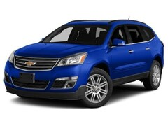 Used 2015 Chevrolet Traverse LT SUV for sale in Cranston, RI