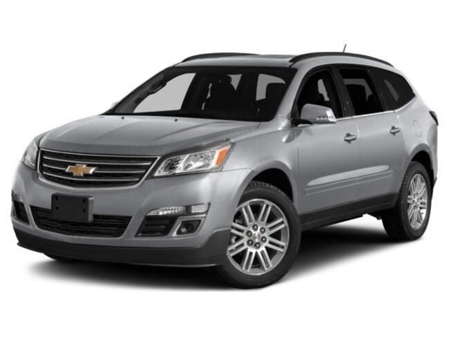 2015 Chevrolet Traverse LT AWD  LT w/2LT