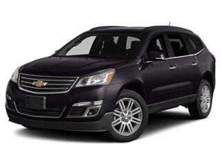 used 2015 Chevrolet Traverse LT w/2LT SUV for sale in new york