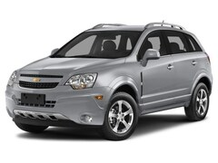 Bargain Used 2015 Chevrolet Captiva Sport Fleet LS LS  SUV w/2LS J19405A for sale near Greer SC