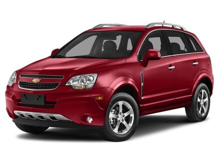2015 Chevrolet Captiva Sport LS 4dr SUV w/2LS SUV