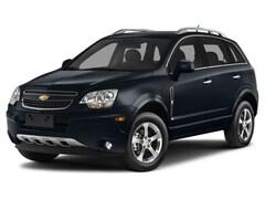 Used 2015 Chevrolet Captiva Sport LS w/2LS SUV M2327A for sale in Danville, IL