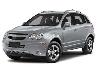 Used 2015 Chevrolet Captiva Sport LT SUV for sale in Terre Haute at Thompson's Honda