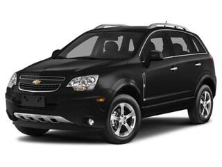 2015 Chevrolet Captiva Sport LTZ / Leather / Moon Roof SUV