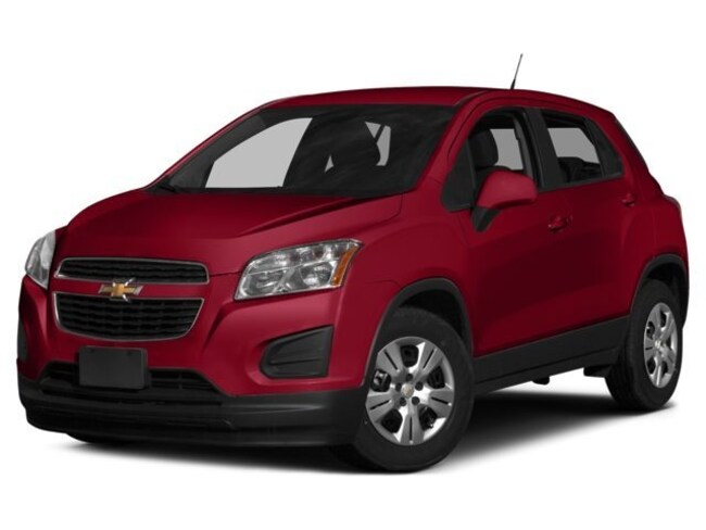 Used 2015 Chevrolet Trax LS SUV for Sale in Pharr, TX