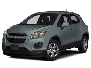 used 2015 Chevrolet Trax LT SUV for sale in new york