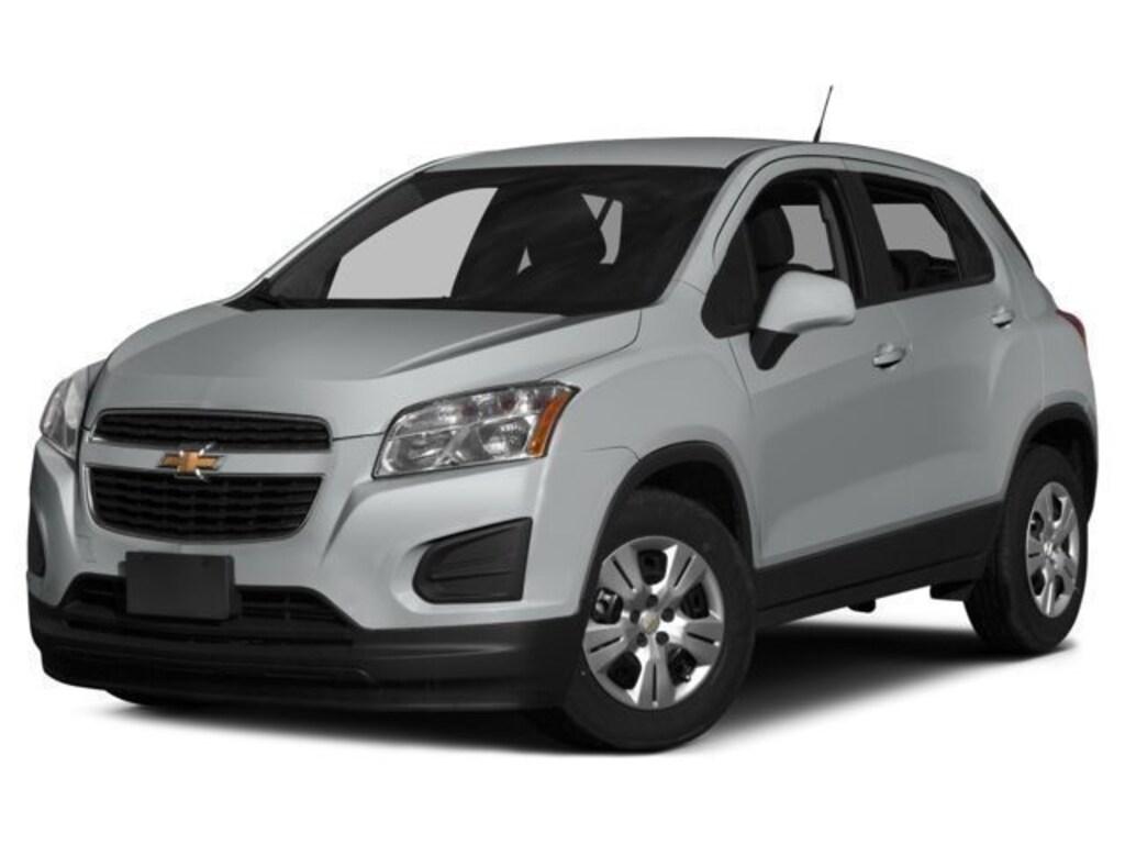 Used 2015 Chevrolet Trax Awd 4dr Ltz For Sale Sullivan Il