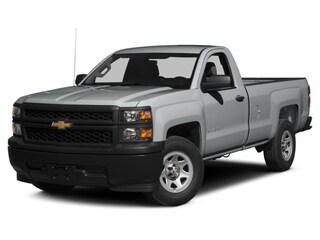 Used 2015 Chevrolet Silverado 1500 LS Truck For Sale in Sylvania, OH
