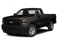 Used 2015 Chevrolet Silverado 1500 Work Truck (2WD Reg Cab 119.0 Work Truck) Truck Regular Cab for sale in Fort Myers