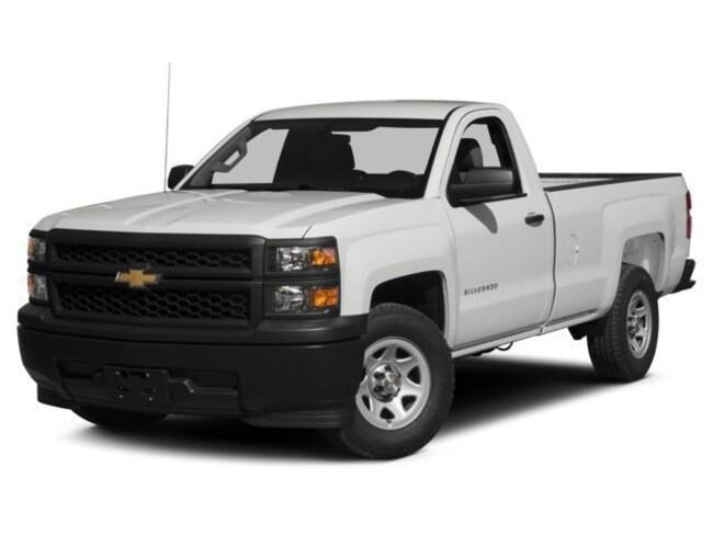2015 Chevrolet Silverado 1500 WT LOW Miles Hard TO Fine Truck