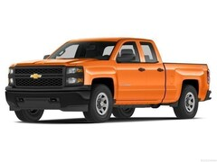 used 2015 Chevrolet Silverado 1500 4WD Double CAB 143.5 Truck Double Cab for sale in Souderton