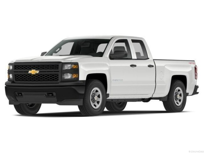 Used 2015 Chevrolet Silverado LTZ Cab; Extended for sale in Fairfield, IL
