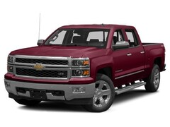 Used 2015 Chevrolet Silverado 1500 LT Truck Crew Cab 3GCPCRECXFG380000 in Silver City, NM