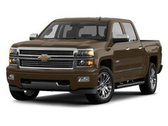 Used Vehicles for Sale 2015 Chevrolet Silverado 1500 High Country Truck Crew Cab Athens AL
