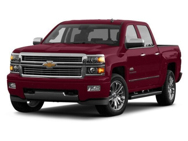 2015 Chevrolet Chevrolet High Country Crew Cab Short Bed Truck