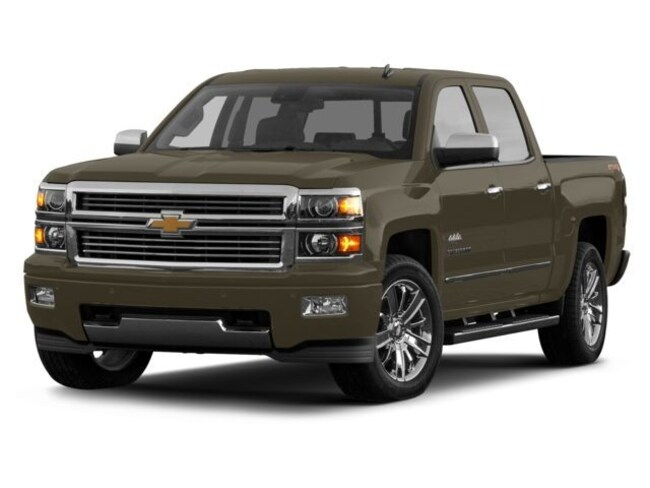 2015 Chevrolet Silverado 1500 High Country Crew Cab Truck