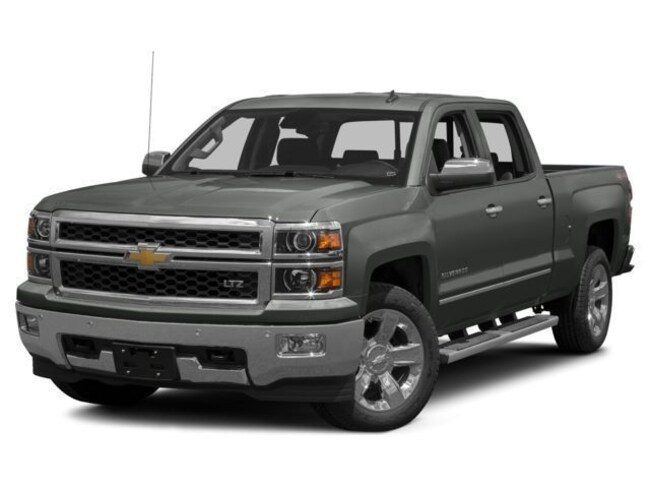 Used 2015 Chevrolet Silverado 1500 LTZ Crew Cab in Decatur, IL