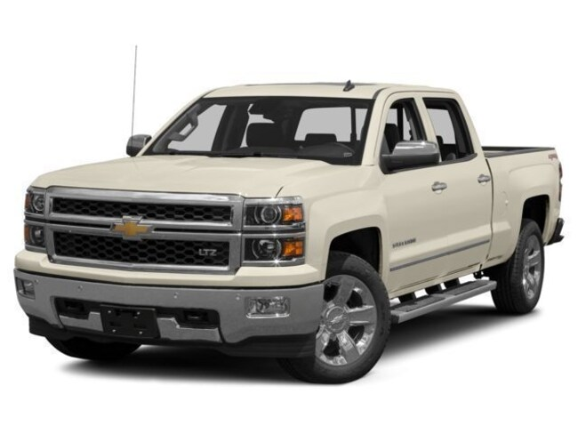 Used 2015 Chevrolet Silverado 1500 LTZ Truck Crew Cab 6 speed automatic in Augusta