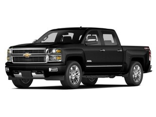 Used vehicle 2015 Chevrolet Silverado 2500HD Built After A High Country 4WD Crew Cab 153.7 High Country for sale in Colorado Springs, CO