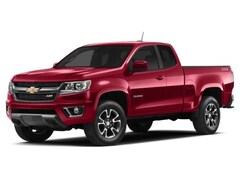2015 Chevrolet Colorado LT 4x2 Extended Cab 6 ft. box 128.3 in. WB