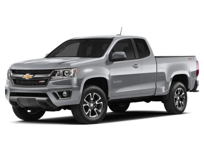 2015 Chevrolet Colorado LT Extended Cab Truck