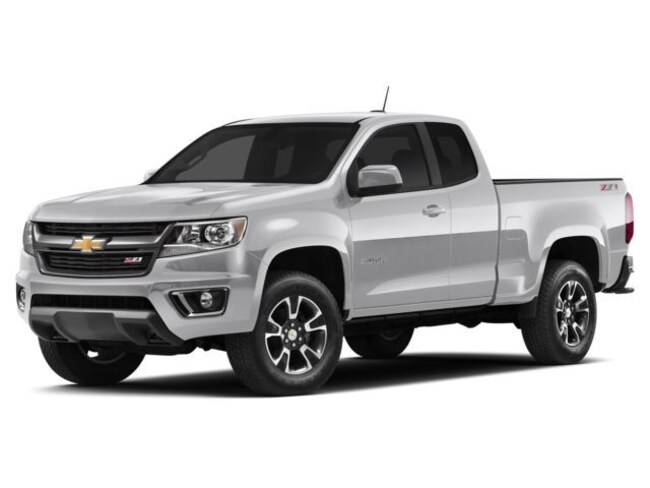 2015 Chevrolet Colorado 2WD LT Truck Extended Cab