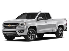 2015 Chevrolet Colorado 2WD WT RWD Truck Extended Cab