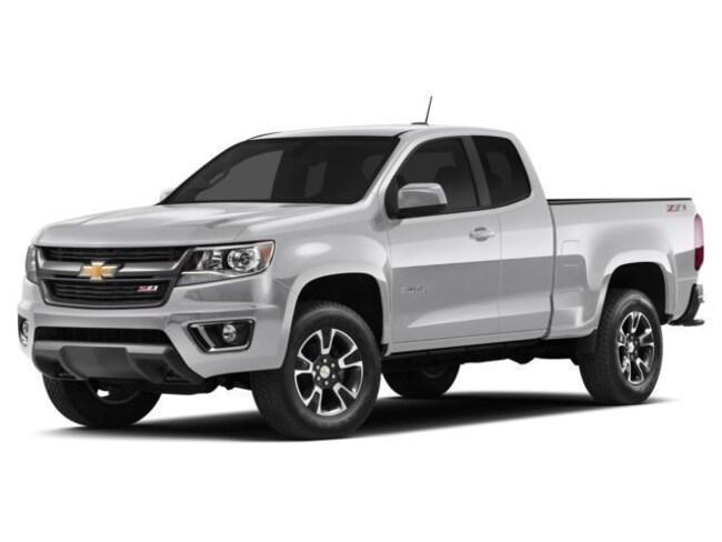 2015 Chevrolet Colorado Base Truck