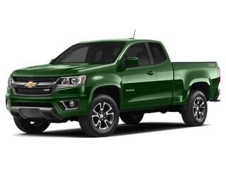 2015 Chevrolet Colorado 4WD LT Truck Extended Cab