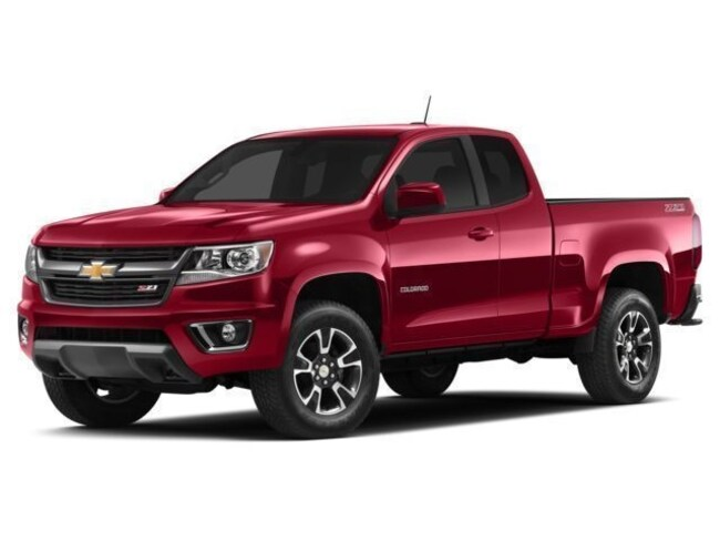2015 Chevrolet Colorado Z71 Truck Extended Cab