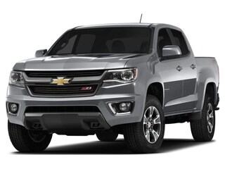 used 2015 Chevrolet Colorado WT Truck Crew Cab in Lafayette